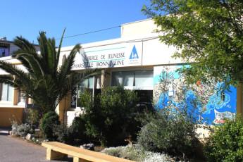 Auberge de jeunesse Hi Marseille - Bonneveine :