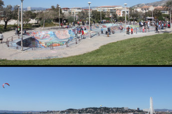 Marseille - Bonneveine :