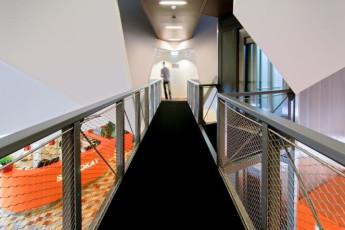 Stayokay Rotterdam : Stayokay Rotterdam hallway