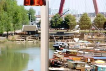 Stayokay Rotterdam : Stayokay Rotterdam dining area