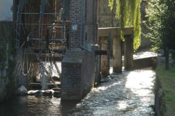 Auberge de jeunesse Hi Rouen : Rouen watermill