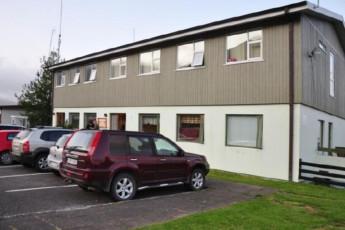 Laugarvatn : Exterior of Laugarvatn Hostel
