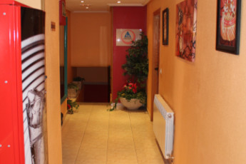 Salamanca - Albergue Juvenil : Hostel Salamanca Albergue Juvenil landing