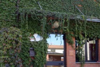 Florence - Ostello del Chianti : panneau accueillant vous toflorence Chianti Tavarnelle YH United Kingdom