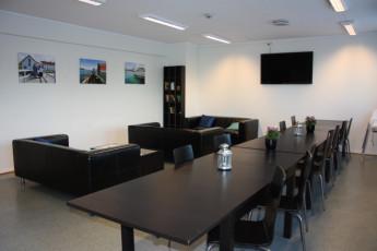 Bodø : Bodo dining area