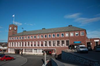 Bodø : Bodo enterance