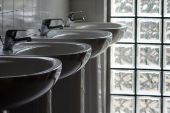 Florence - Ostello del Chianti : Florence Tavarnelle Chianti YH bathroom
