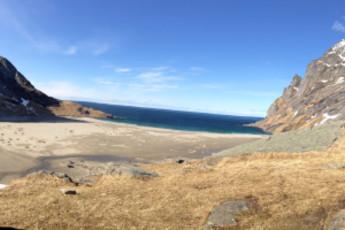 Lofoten Å : A seafront