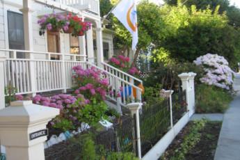 HI - Santa Cruz : individuales dormitorio con literas en HI Santa Cruz