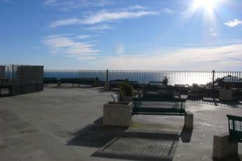 Genoa : Genoa Hostel terrace
