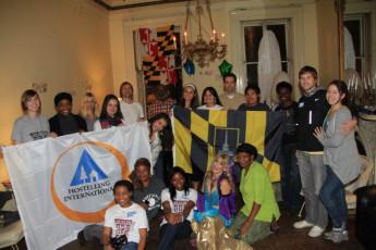 HI - Baltimore : Residencia habitación con literas en Baltimore HI Hostel