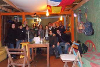 Montevideo - Unplugged Hostel : Montevideo - Unplugged Hostel meeting room