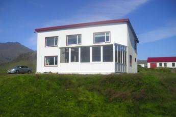 Vagnsstaðir : habitación común en Vagnsstadir albergue