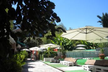 Zagarolo - WIKI Hostel (Rome Hinterland) : baño en Wiki
