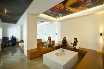 Istanbul -Cordial House : Istanbul - Cordial House lounge