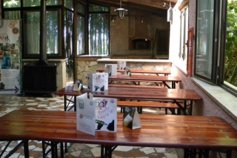 Zagarolo - WIKI Hostel (Rome Hinterland) : Restaurant at Wiki Hostel