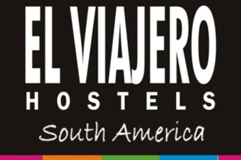 El Viajero Hostel & Suites Downtown : El Viajero Hostel and Suites Downtown sign