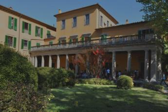 Florence - Villa Camerata :