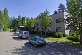 Lappeenranta - Finnhostel Lappeenranta : Finnhostel Lappeenranta Hostel building in the summer