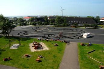 Borkum : Borkum Hostel go karting