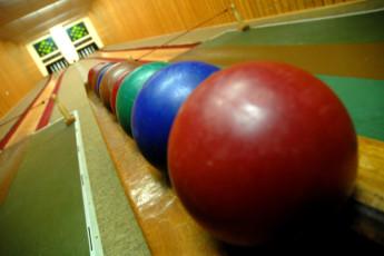 Borkum : Borkum Hostel bowling