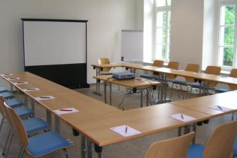 Petershagen : Petershagen Hostel boardroom