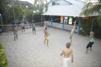 Broome - Kimberley Klub YHA : Broome Kimberley Klub YHA volleyball