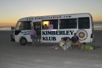 Broome - Kimberley Klub YHA : Broome Kimberley Klub YHA coach