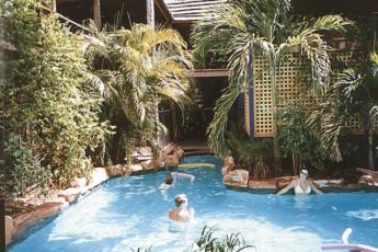 Broome - Kimberley Klub YHA : Broome Kimberley Klub YHA swimming pool