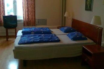 Karlstad : Karlstad Hostel bedroom