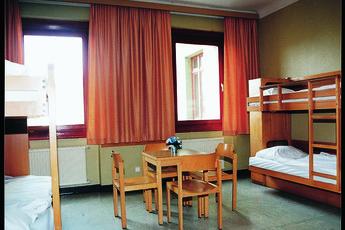 Vienna - Brigittenau : Brigittenau dorm