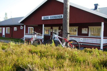 Sälen : Front entrance