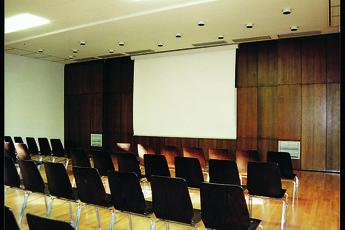 Vienna - Brigittenau : Brigittenau hall