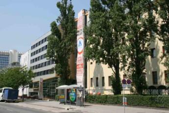 Vienna - Brigittenau : Brigittenau external view