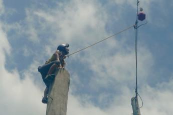 Fuhsing Youth Activity Center - Taoyuan : Rock climbing at Fuhsing-Youth-Activity-Center in Taiwan