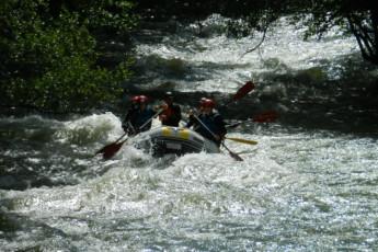 Espinosa - Espinosa de los Monteros : Espinosa de los Monteros water rafting group