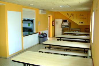 Poble Nou Del Delta - L'Encanyissada : Poble Nou LEncanyissada canteen Delta