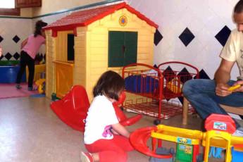 L'Espluga de Francoli - Jaume I : L Espluga de Francoli Jaume I childrens play area