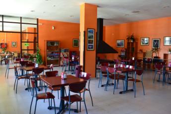 Salardu - Era Garona : Salardu Era Garona dining hall