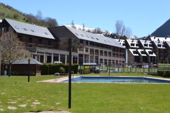 Salardu - Era Garona : Salardu Era Garona pool