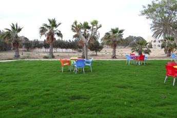 Sabrata : Outside Sabrata in Libya