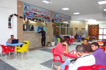 Sabrata : Restaurant in Sabrata, Libya