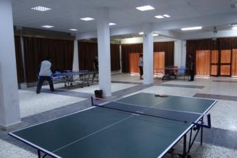 Sabrata : Sports room in Sabrata, Libya