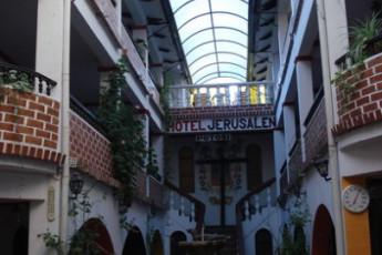 Potosi : Foyer in Potosi, Bolivien