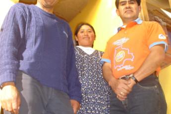 Inca Pacha' Isla del Sol : Inside Inca Pacha' Isla del Sol in Bolivia