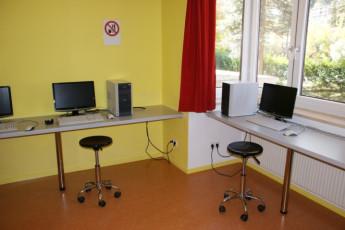 Innsbruck - Fritz Prior - Schwedenhaus : Innsbruck Fritz prior Sweden House computer room