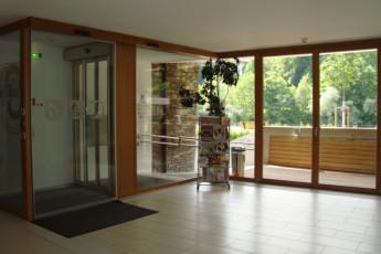 Innsbruck - Fritz Prior - Schwedenhaus : Innsbruck Fritz prior Sweden house entrance