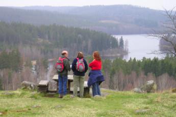 Björkfors : Bjorkfors hostel in sweden lake view