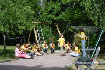 Björkfors : Bjorkfors hostel in sweden children activities