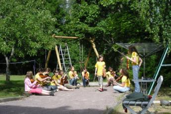 Björkfors : Bjorkfors hostel in sweden children activities